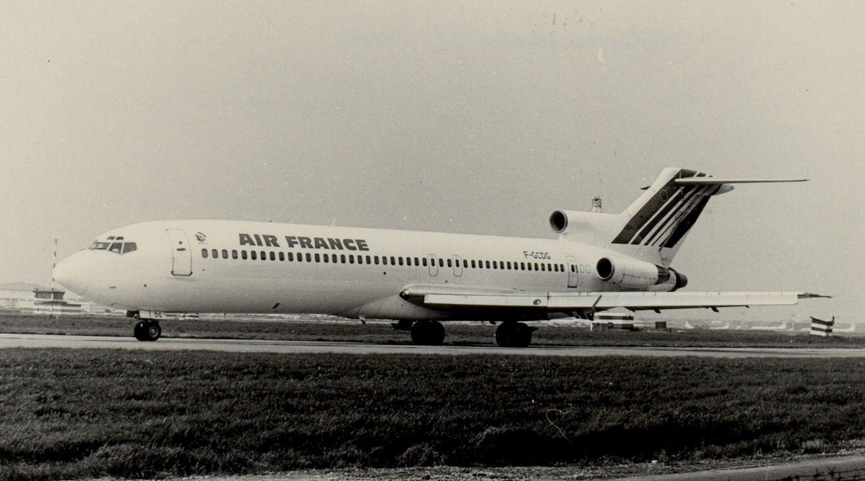 F-GCDG B727-228 Air France (1990, SVO).jpg